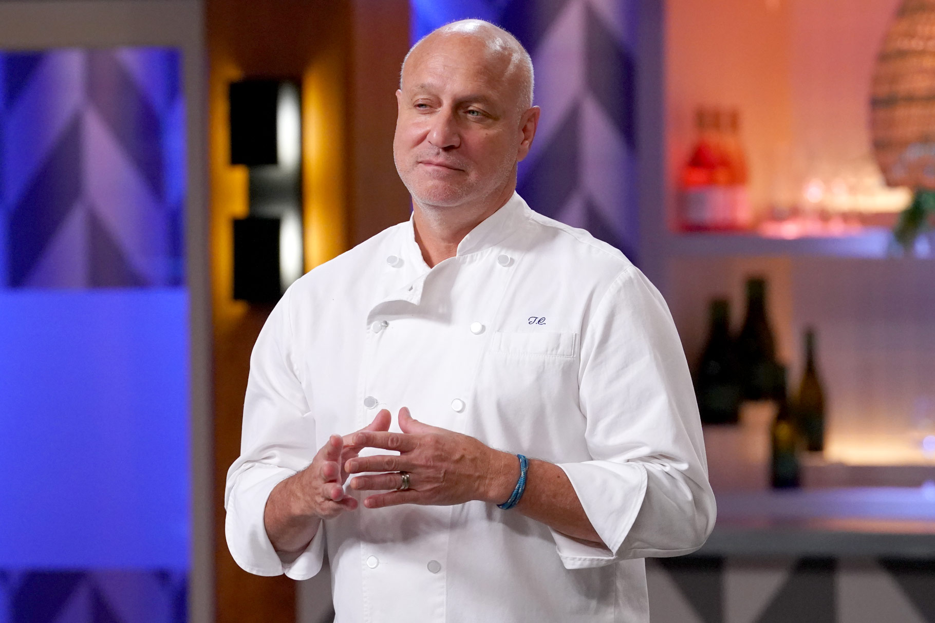 Tom Colicchio Lck Chicken Competition