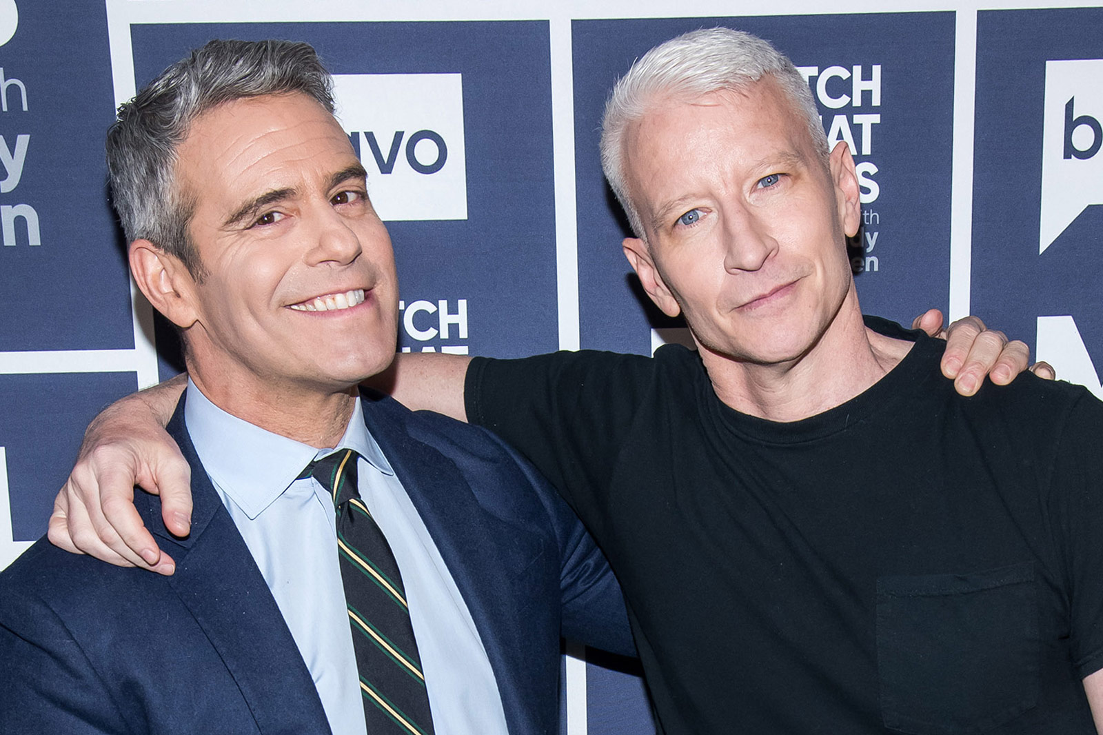 Andy Cohen Anderson Cooper Vpr Reunion