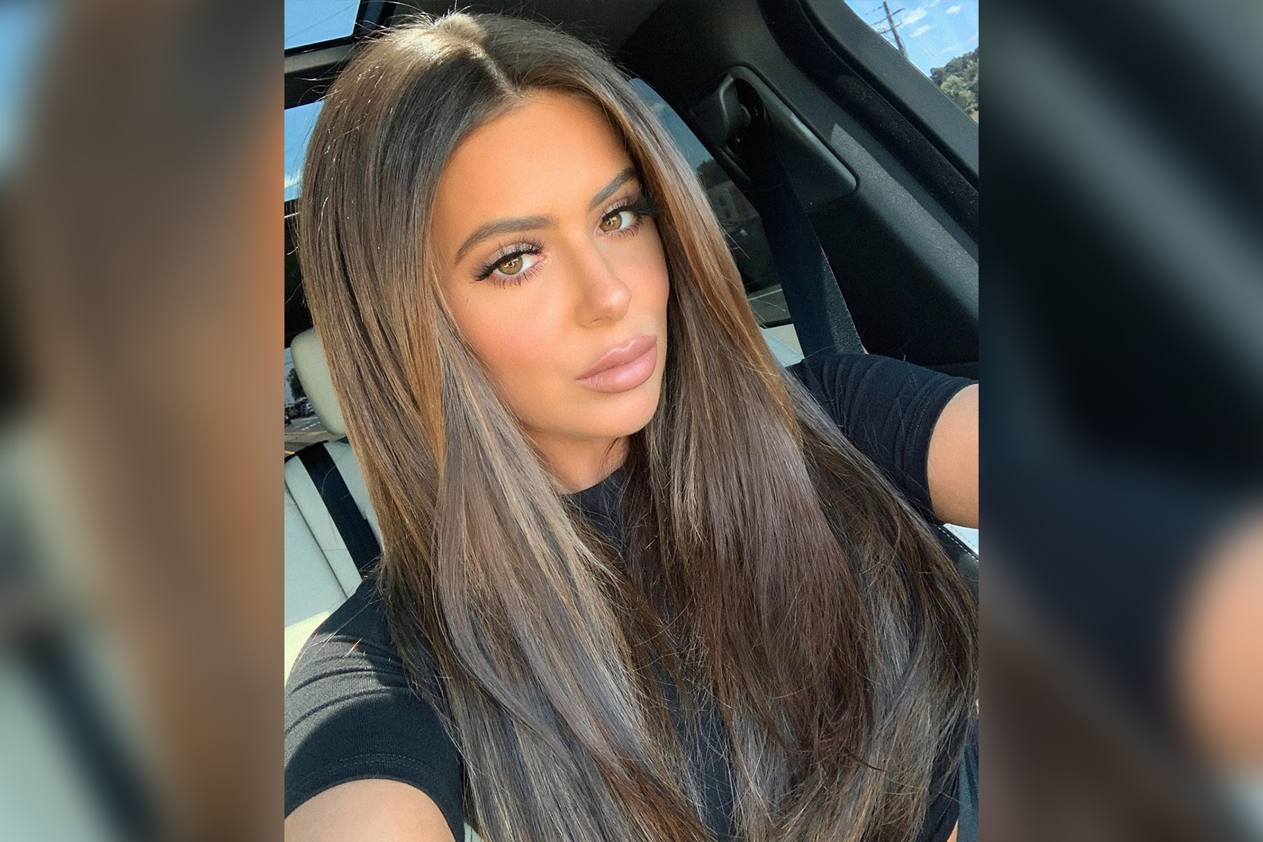 Brielle Biermann Hair Extensions