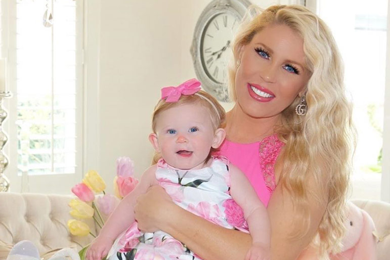 Gretchen Rossi Mothers Day Rhoc