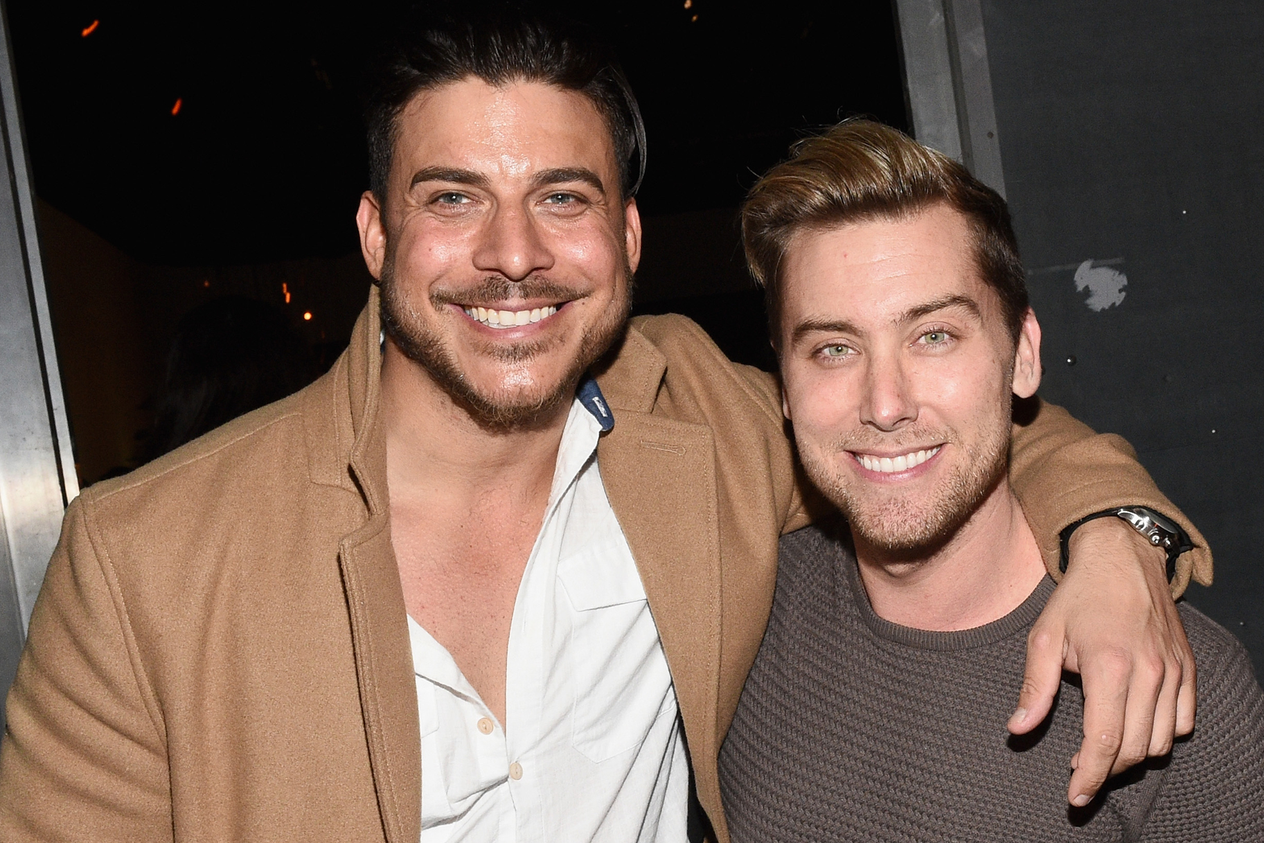 Jax Taylor Lance Bass Cocktail Mix