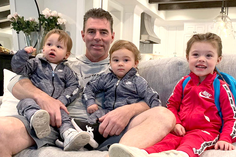 Jim Edmonds Children Family Update