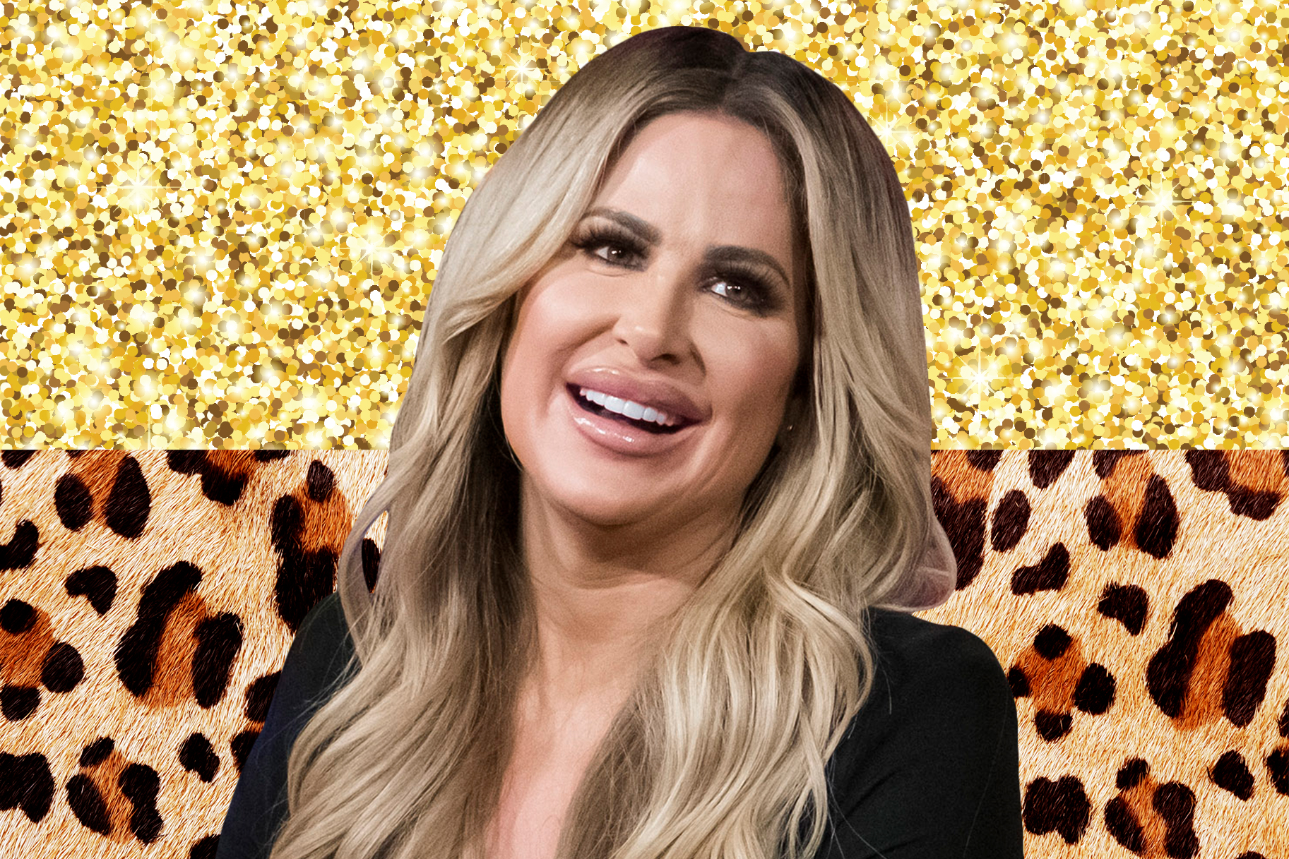 Kim Zolciak Biermann Birthday Cake