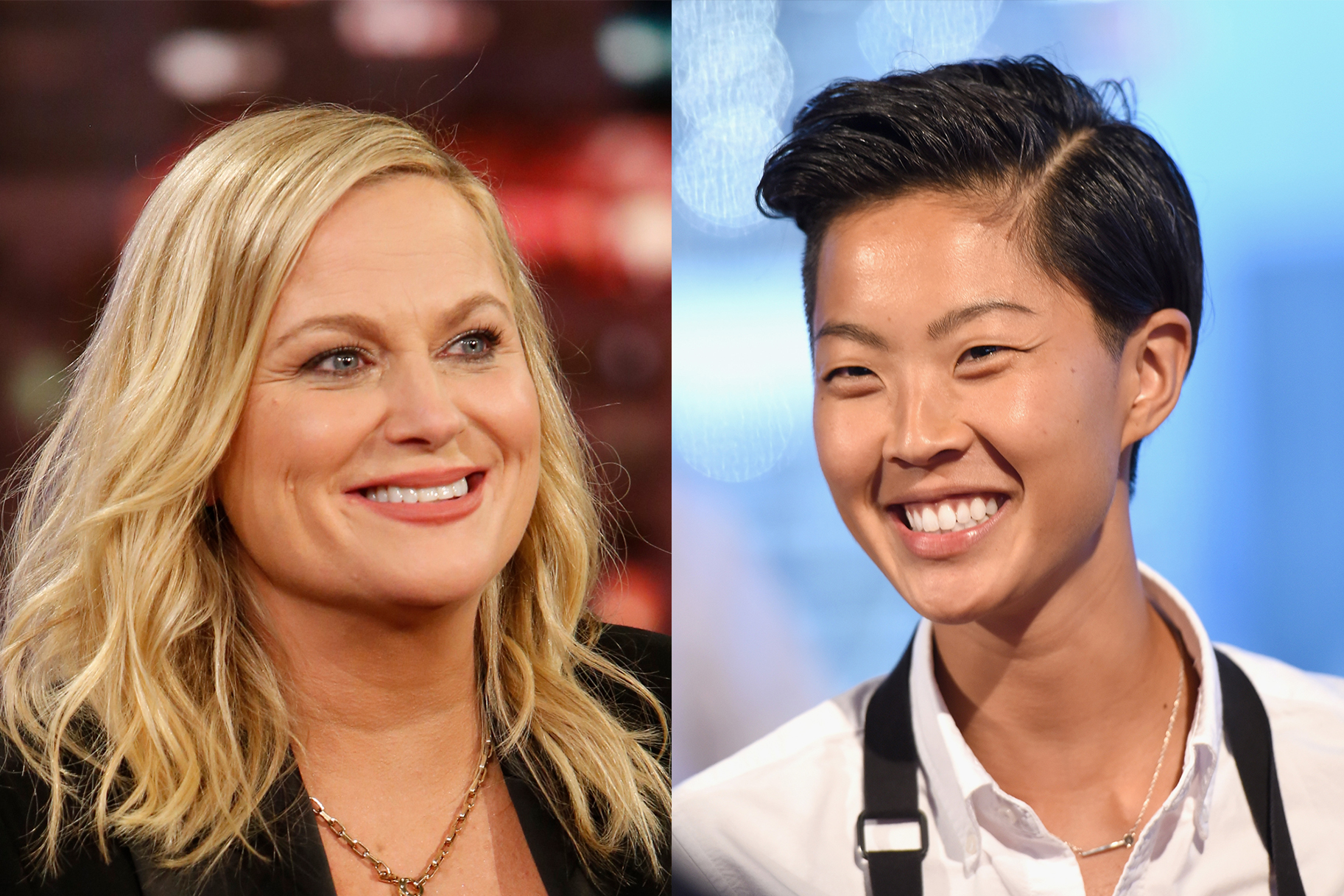 Kristen Kish Amy Poehler Game