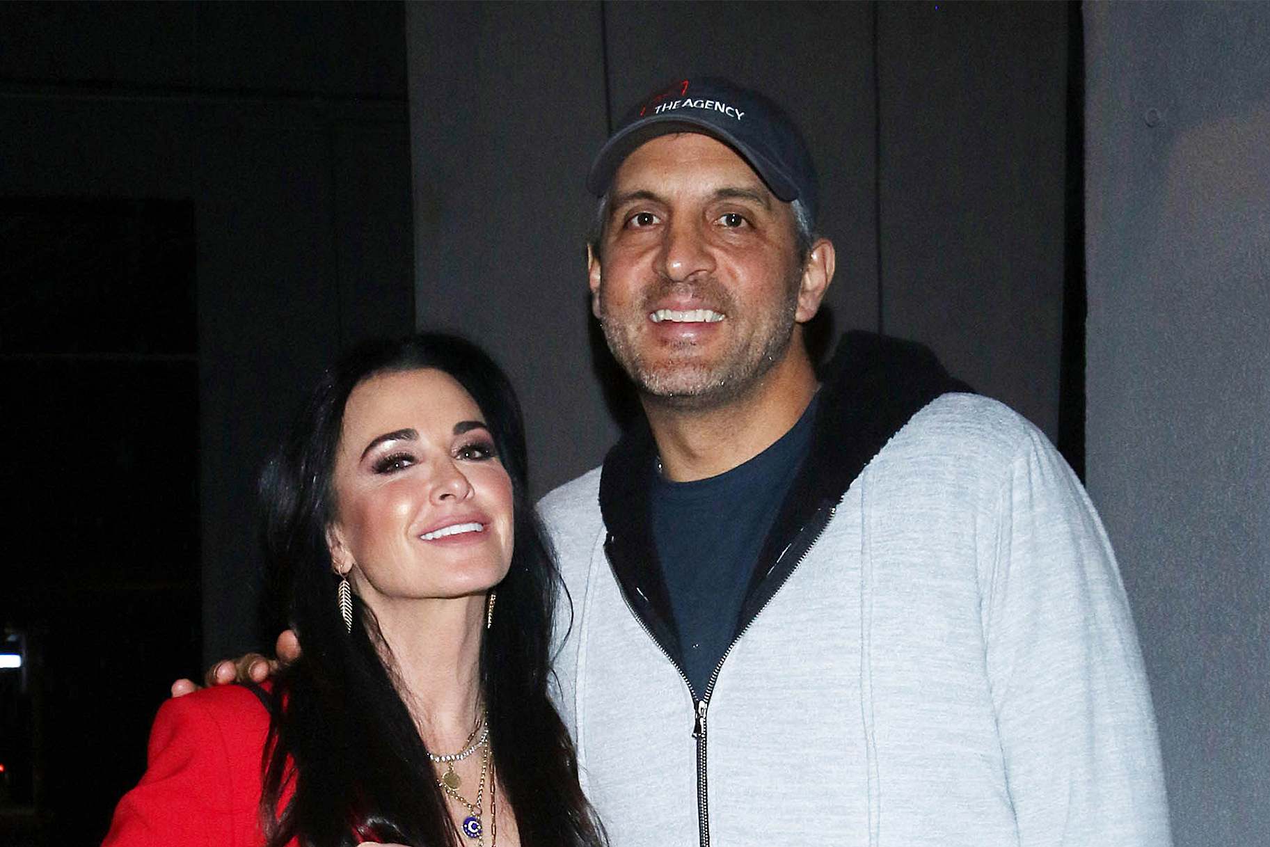 Kyle Richards Mauricio Umansky Bugs