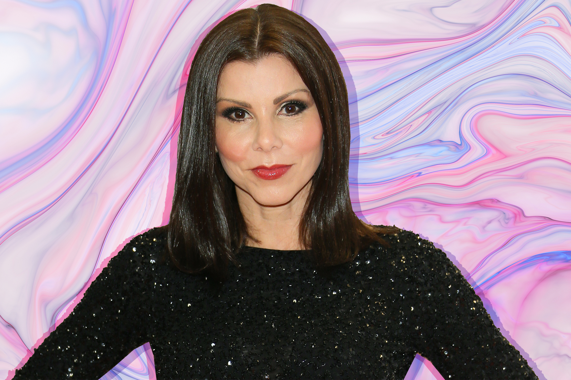 Lookbook Heather Dubrow Makeup