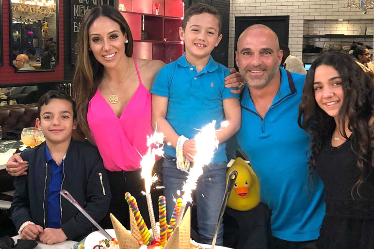 Melissa Gorga Children Mothers Day