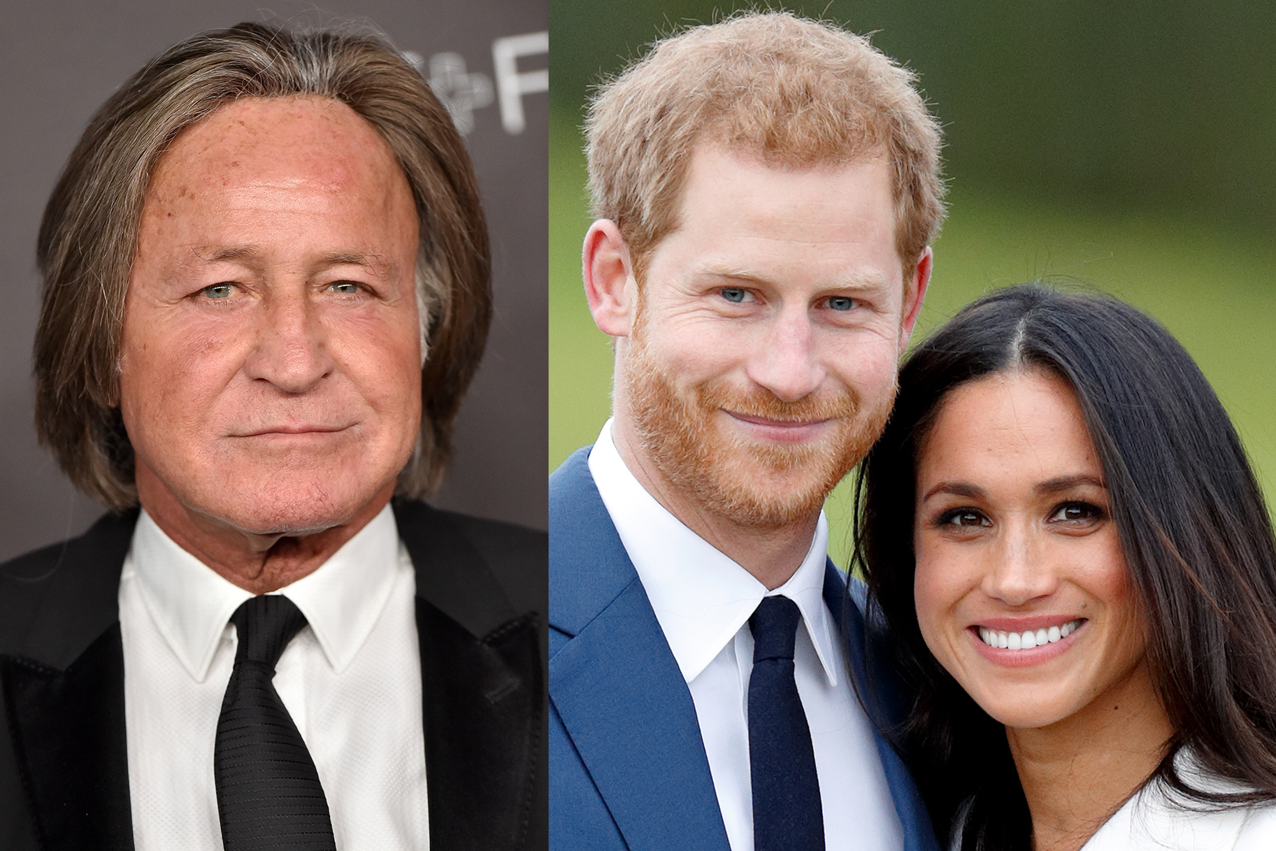 Mohammed Hadid Meghan Markle Prince Harry
