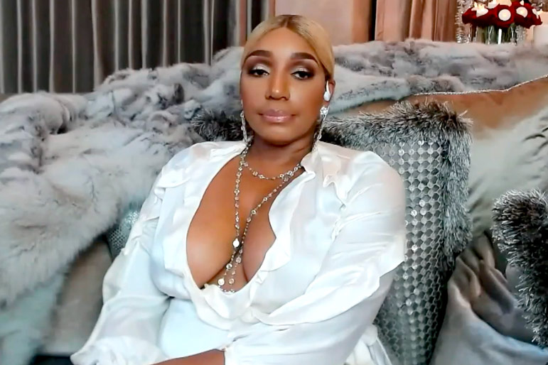 Nene Leakes Leaves Reunion Rhoa