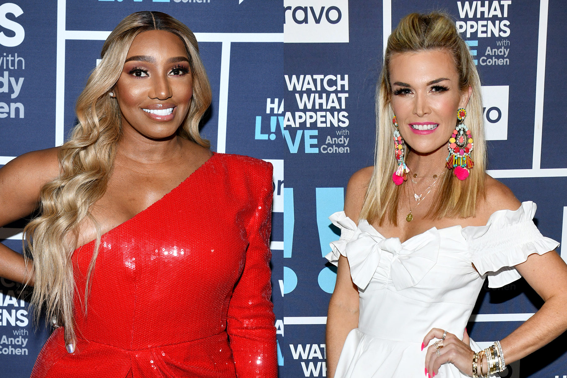 Nene Leakes Tinsley Mortimer Interview