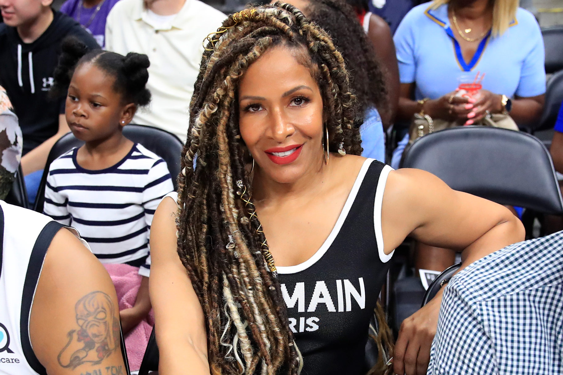 Sheree Whitfield Bob Tyrone Romance