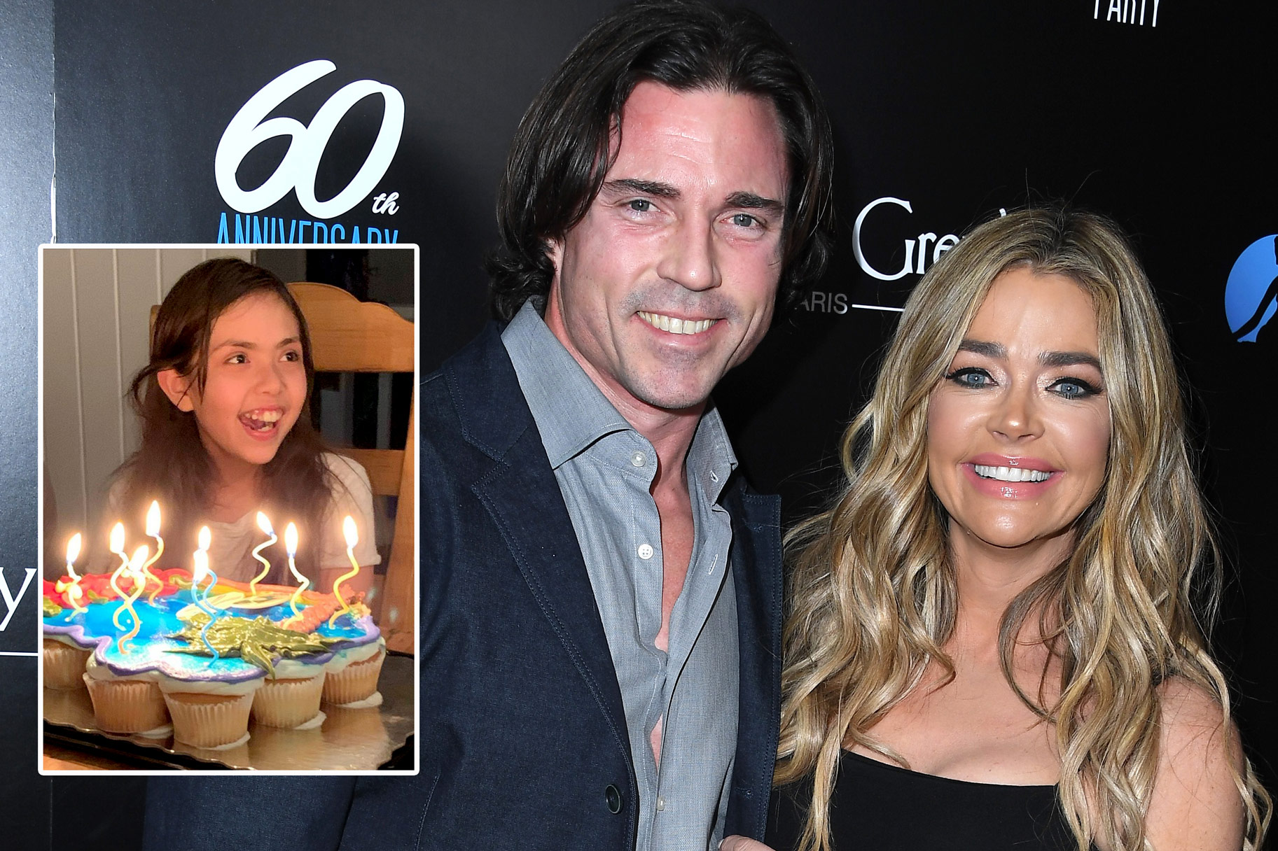 Aaron Phypers Denise Richards Fathers Day