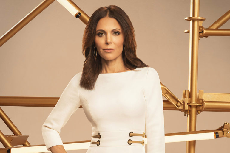 Bethenny Frankel B Strong Donations