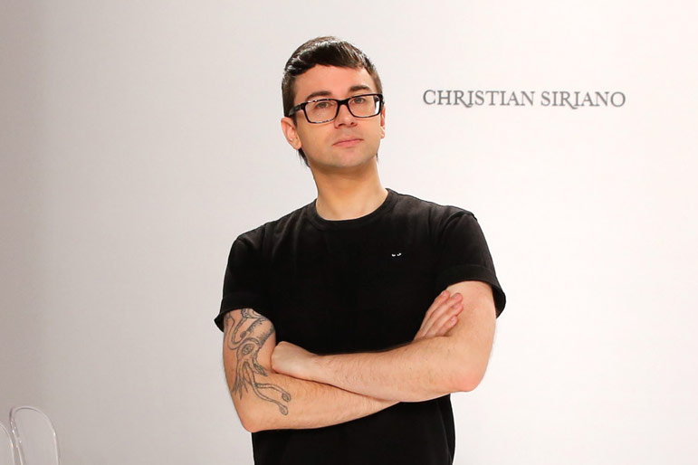 Christian Siriano Shares What Fashion Brands Can Do to Become More Inclusive Amid the Black Lives Matter Movement