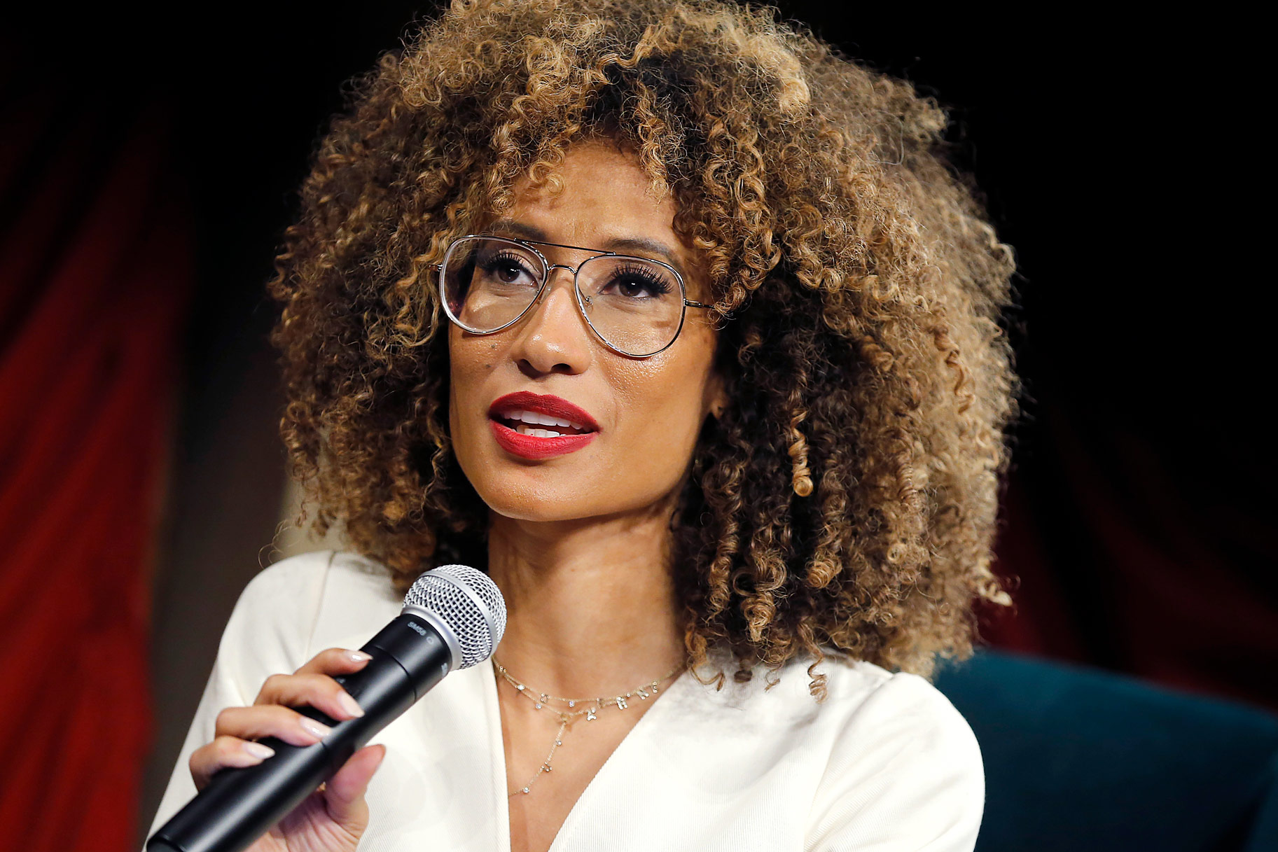 Elaine Welteroth Reflects On Protests