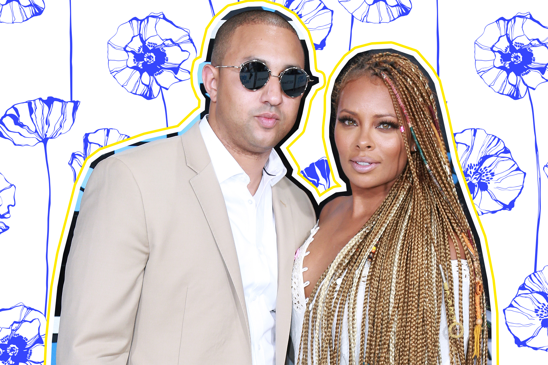 Feast Eva Marcille Michael Sterling Cigar Cake