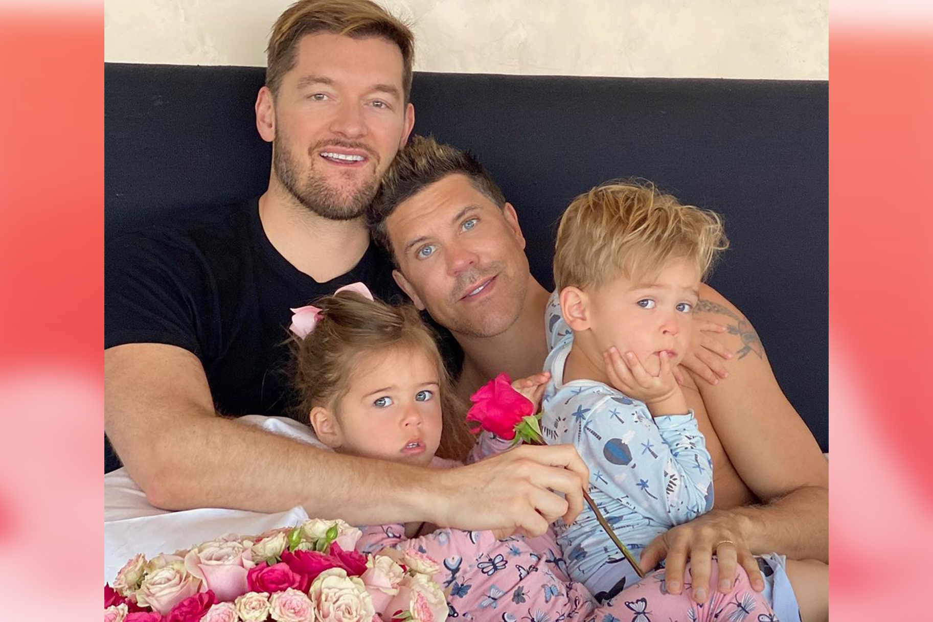 Fredrik Eklund Family Meal