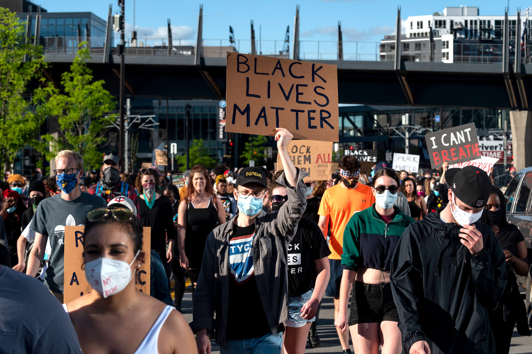 How To Support Black Lives Matter Following The Death Of George Floyd