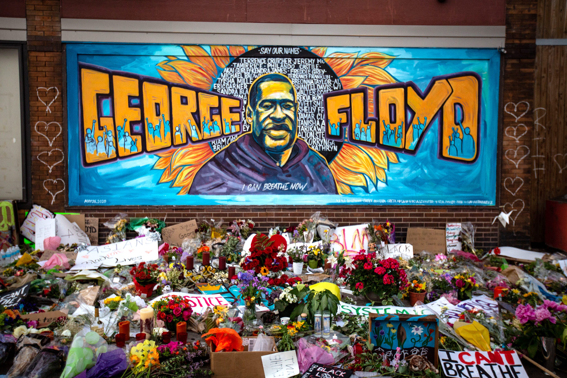 """Jamal Bryant at George Floyd Memorial: """"Change Our Hearts So That Our Rage Will Shift to Rehabilitation"""""""