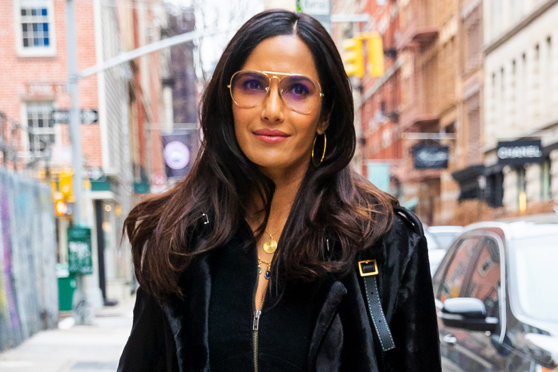 Padma Lakshmi Daughter Racial Injustice Conversation