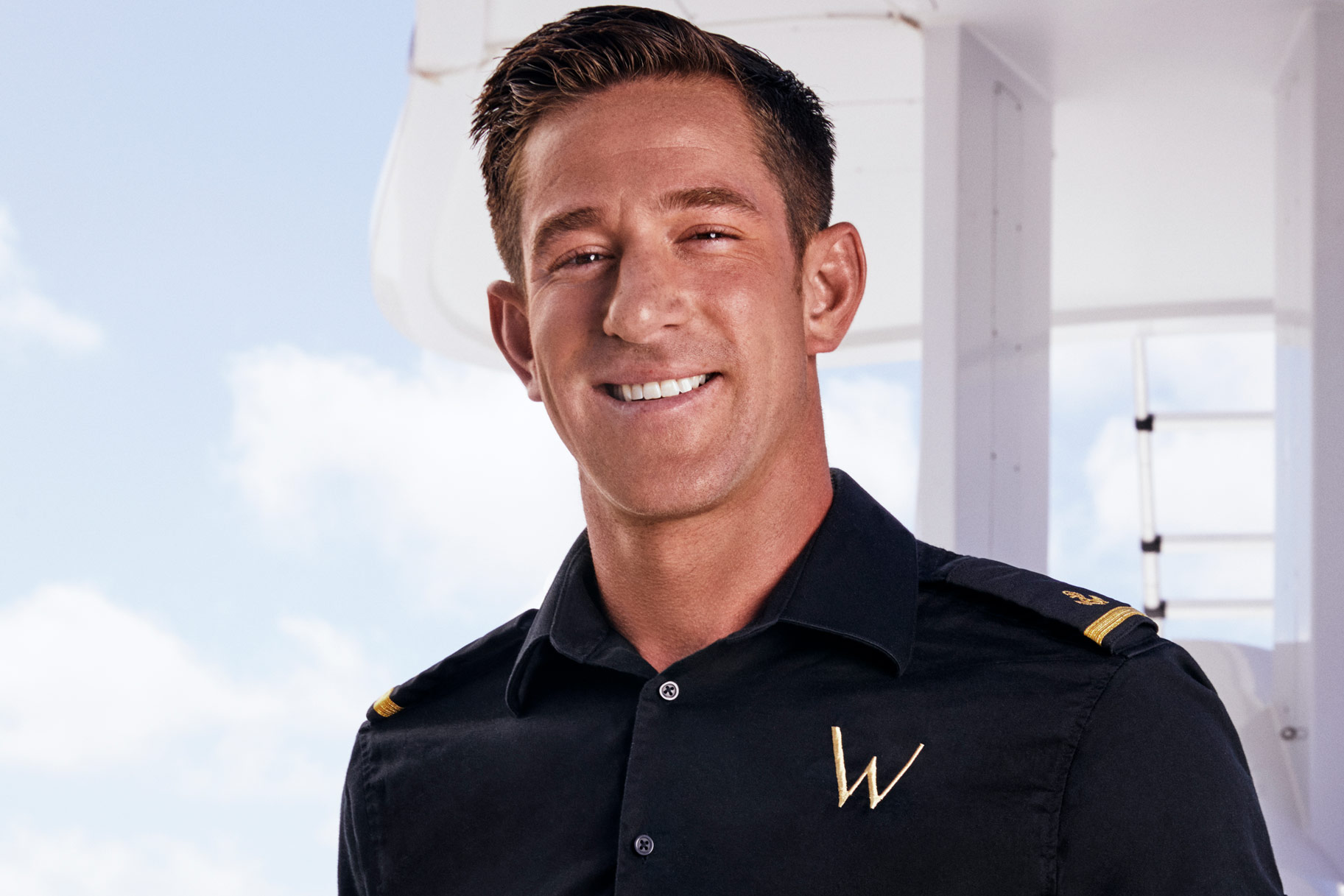 Peter Hunziker Below Deck Med