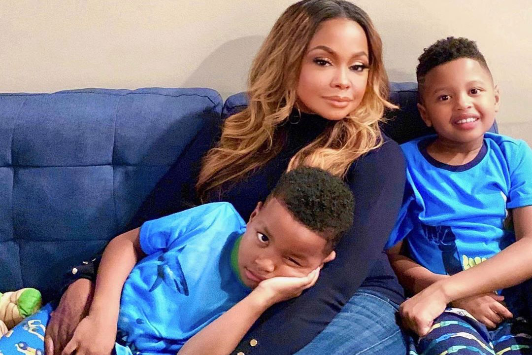 Phaedra Parks Racial Conversations Sons