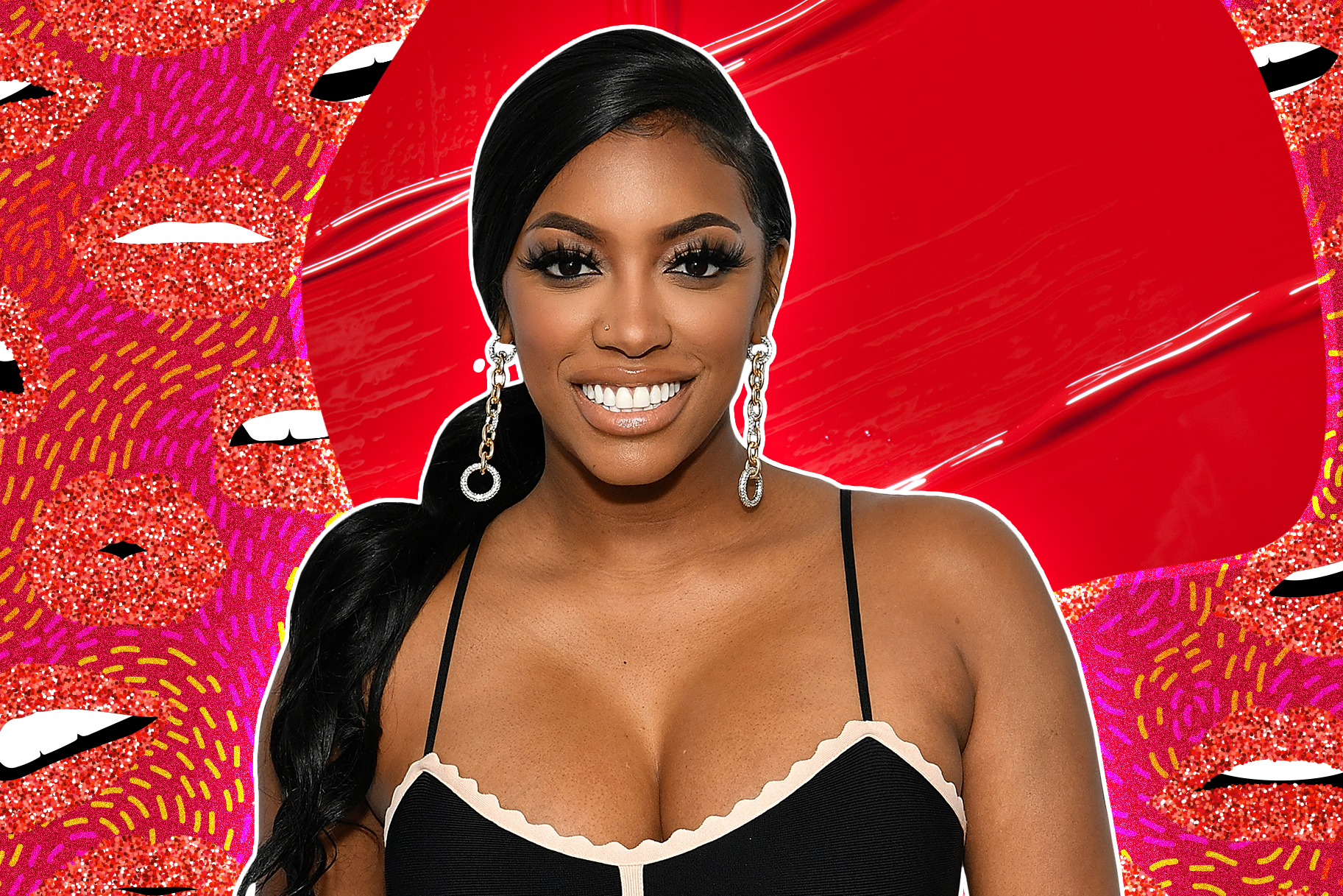 Porsha Williams Makeup