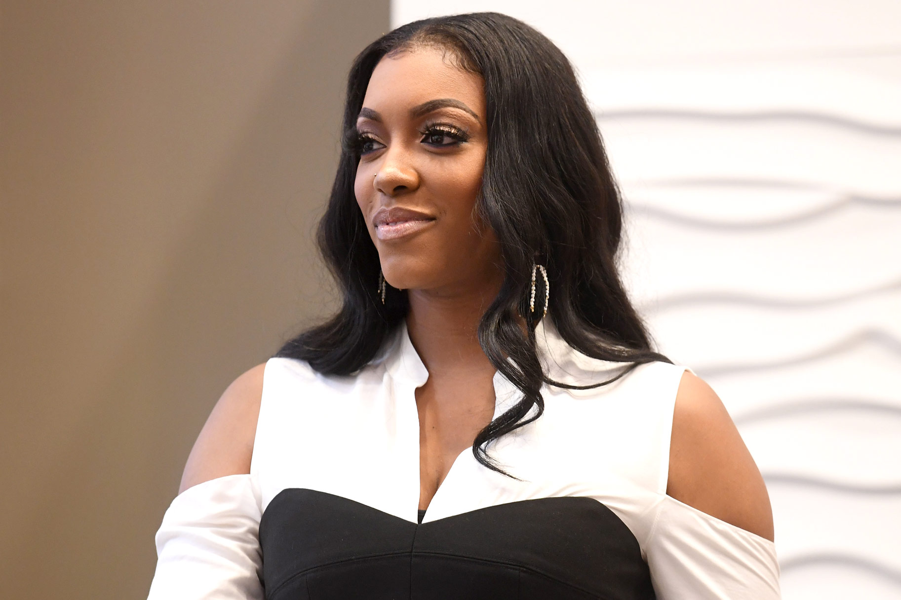 Porsha Williams Stands With Protesters