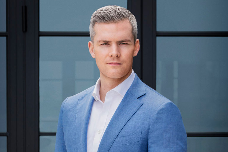 Ryan Serhant Protester Donations Blm