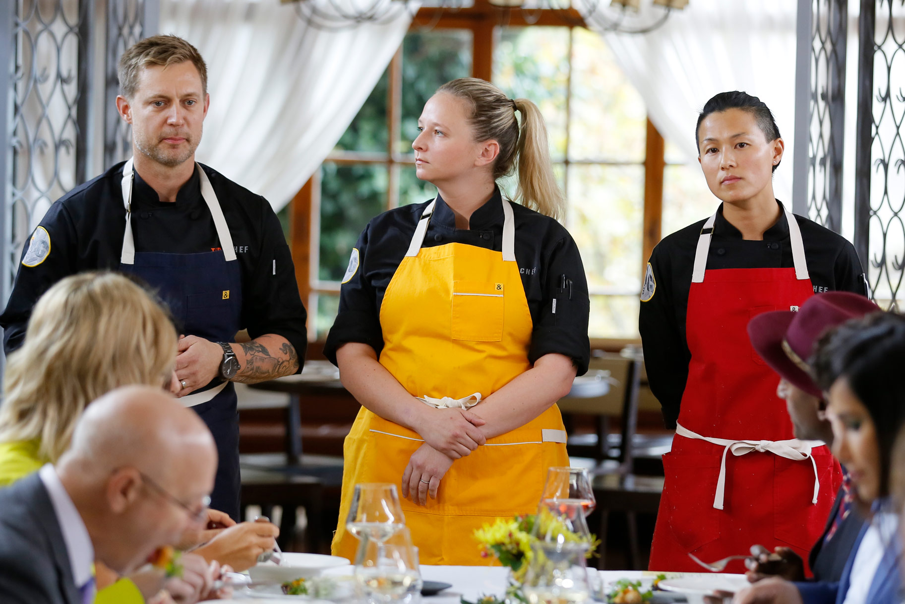 Tom Chef Winner Talks Finale
