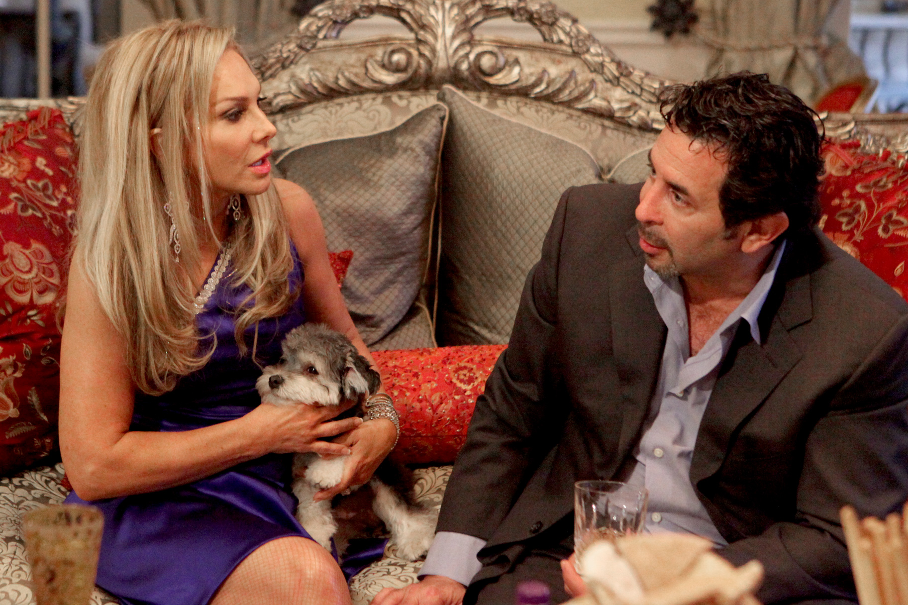 Adrienne Maloof Paul Nassif Divorce