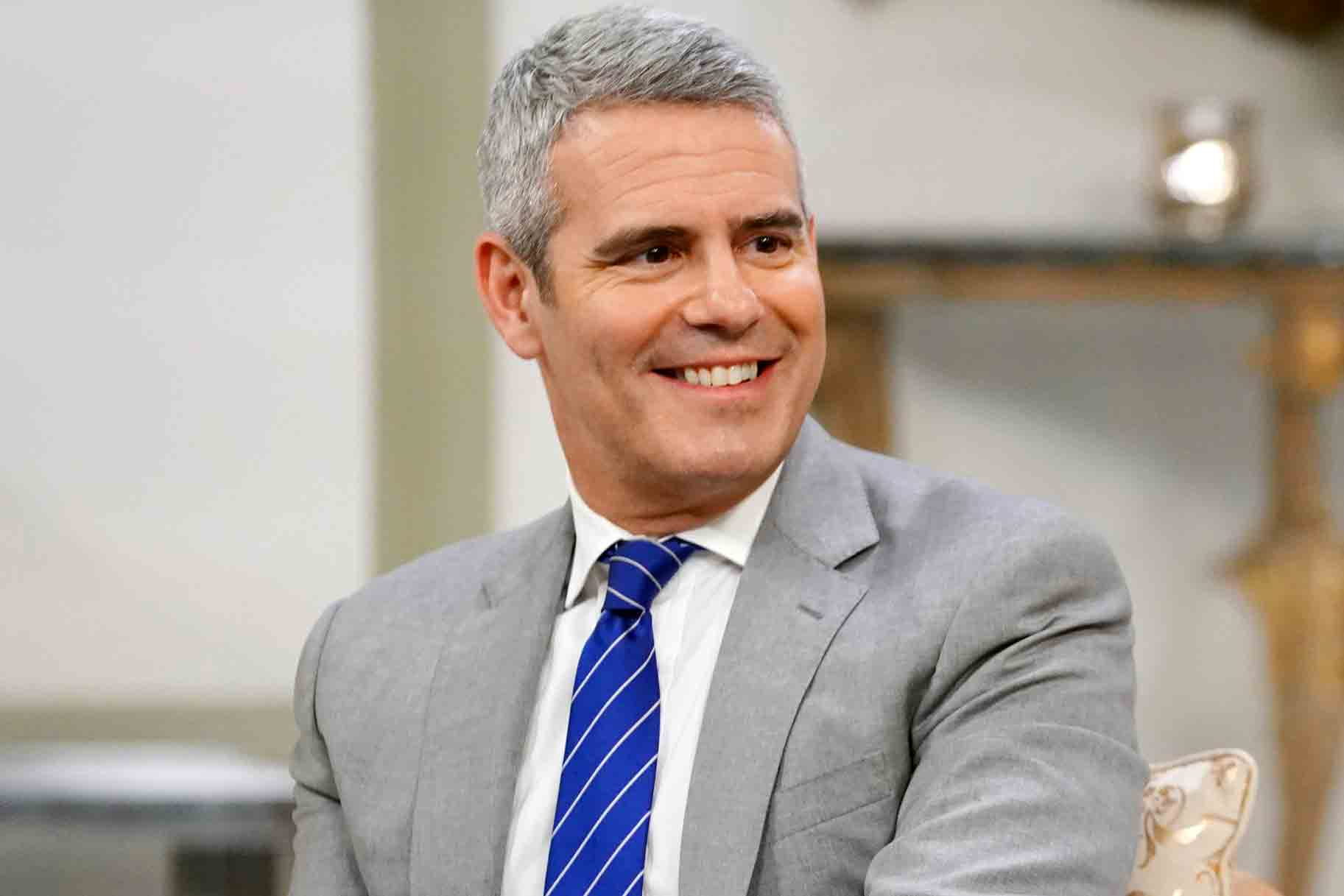 Andy Cohen Rhobh New Reunion