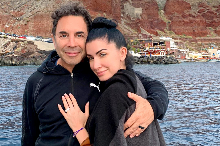 Brittany Pattakos Paul Nassif Honeymoon