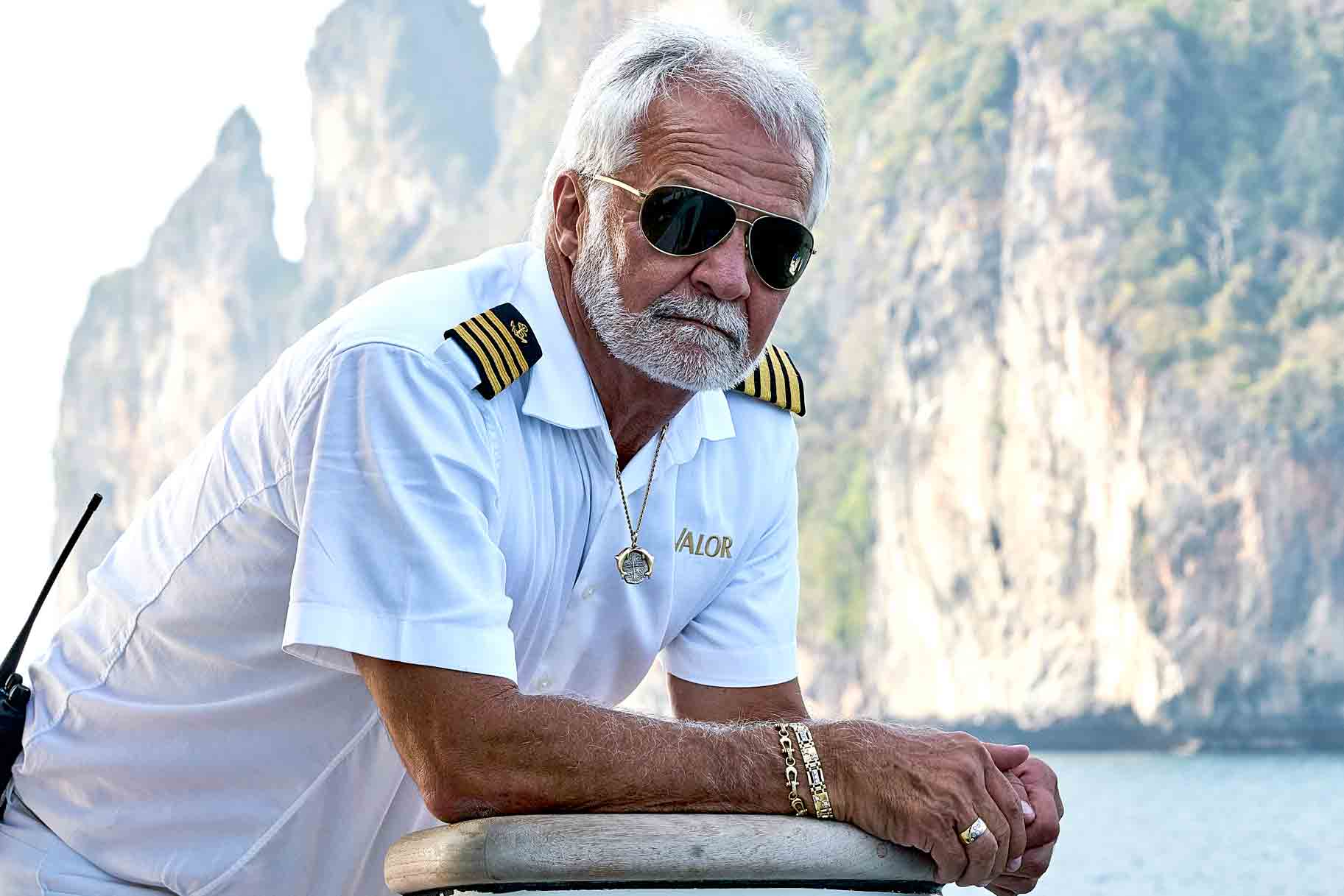 Captain Lee Honors Sons Memory