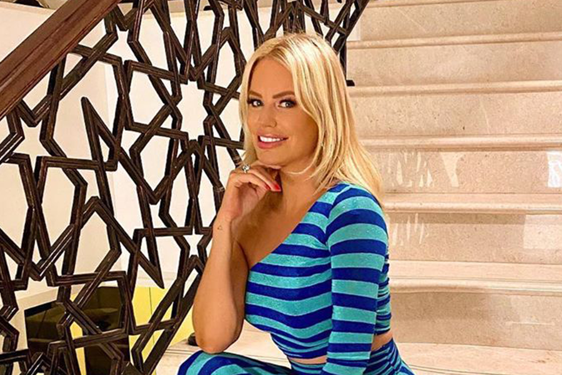 Caroline Stanbury New Home