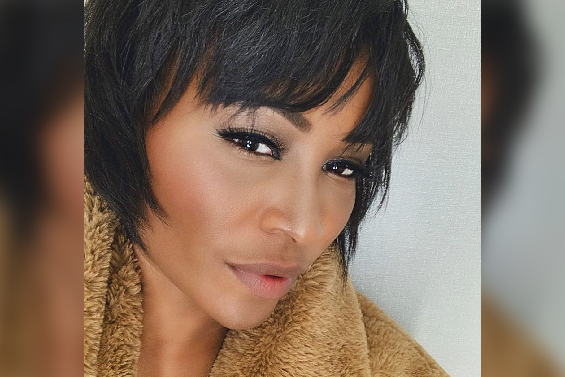Cynthia Bailey Haircut