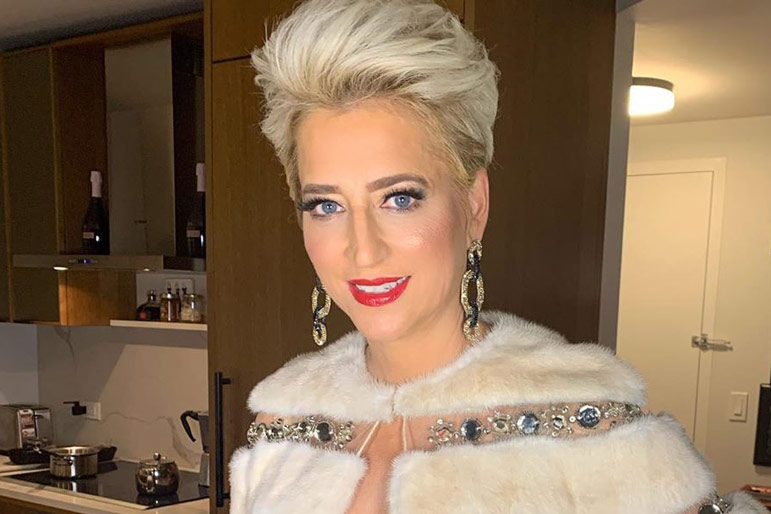 Dorinda Medley Brother Birthday Party