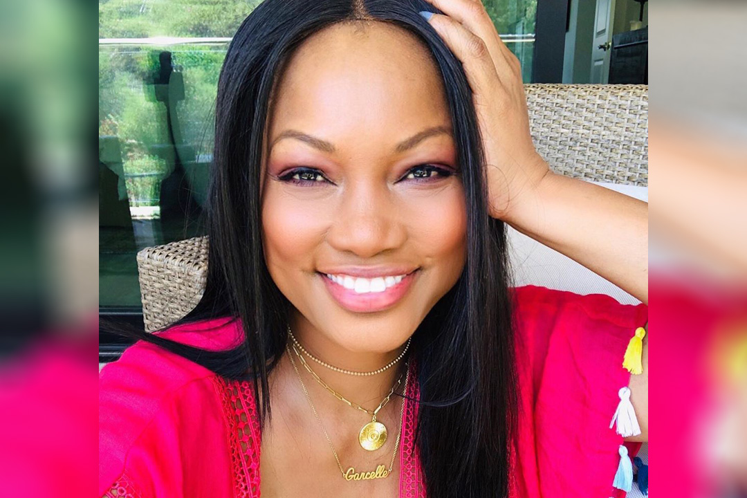 Garcelle Beauvais Connects With Family 1