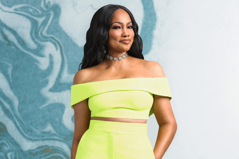 Garcelle Beauvais First Black Rhobh Wife
