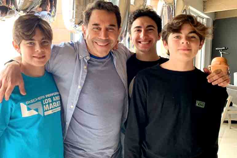 Paul Nassif Children Baby News