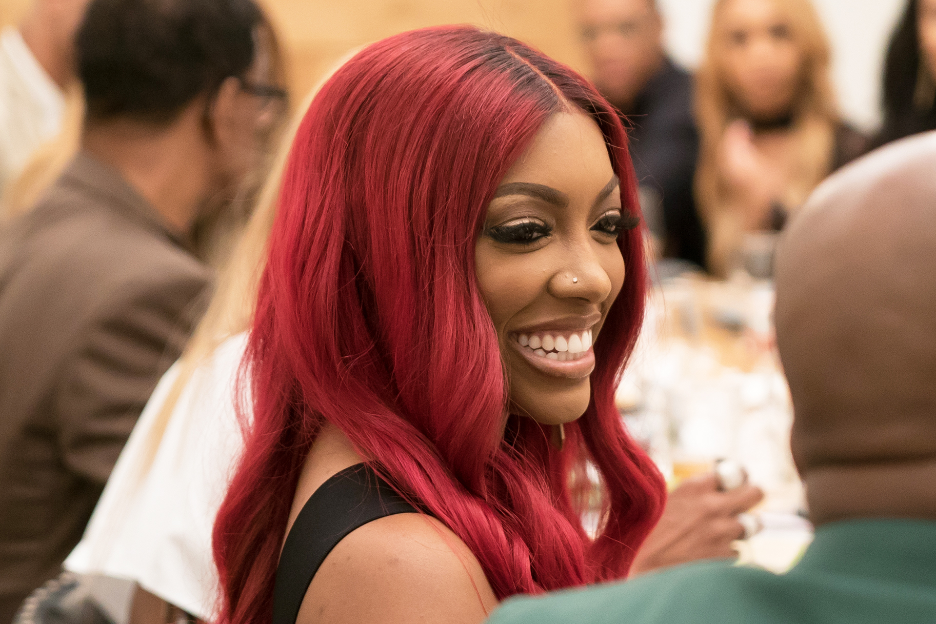 Porsha Williams Henna Tattoo