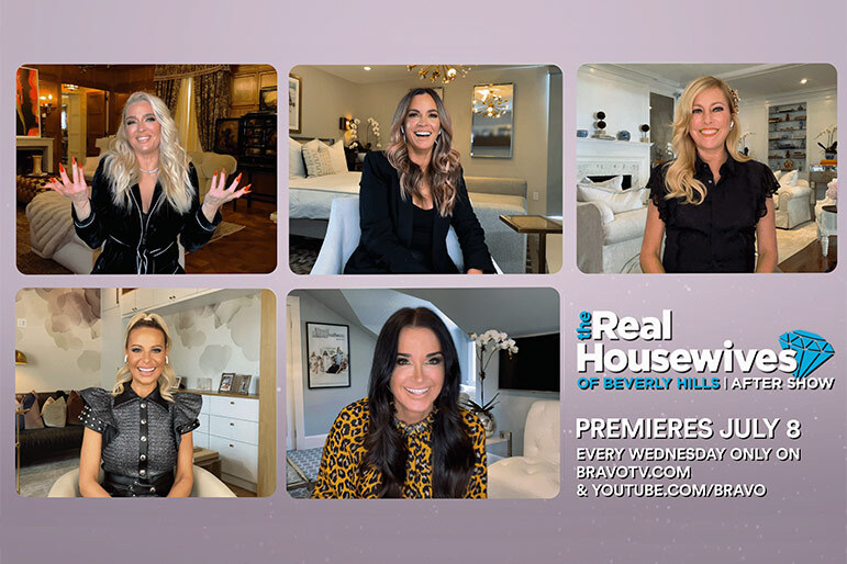Rhobh Aftershow Premiere Beverly Hills