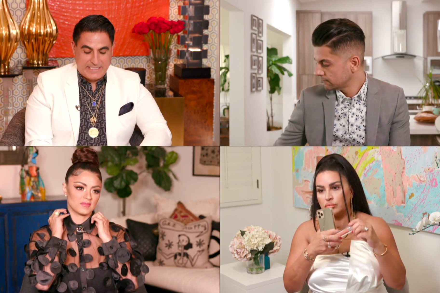 Shahs Of Sunset Reunion Sneak Peak