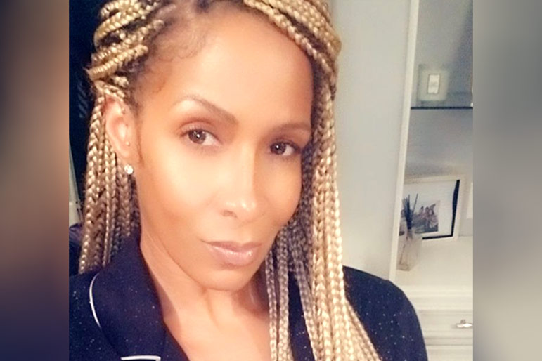Sheree Whitfield Coronavirus Covid19 Positive