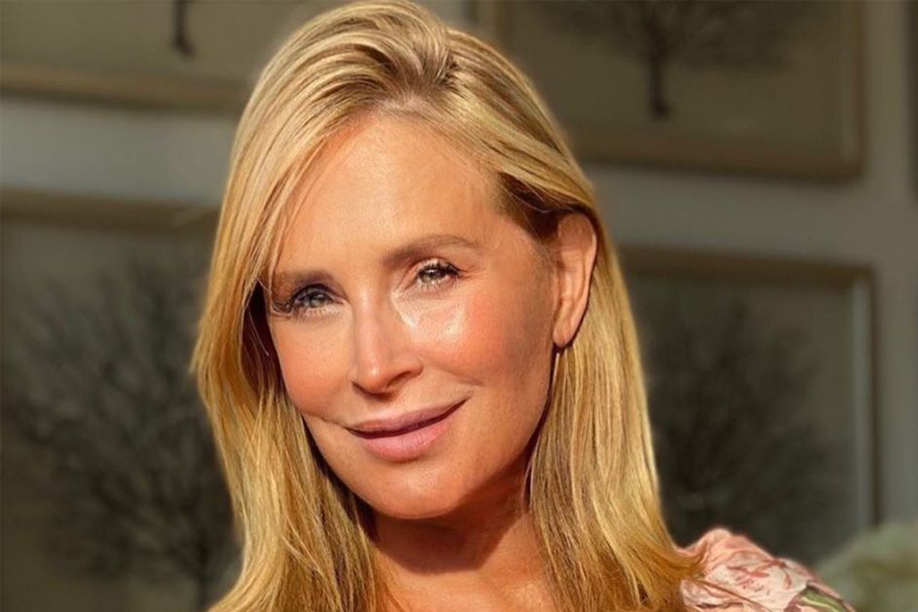 Sonja Morgan Face In Photo