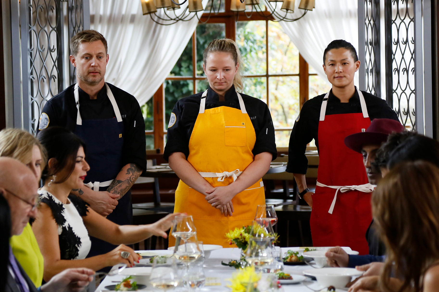 Top Chef Competition Advice