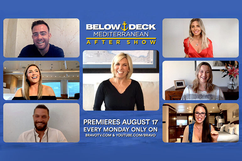 Below Deck Mediterranean Aftershow Med