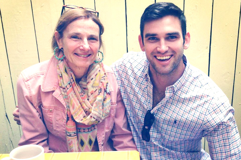 Carl Radke Mom Family Relationship