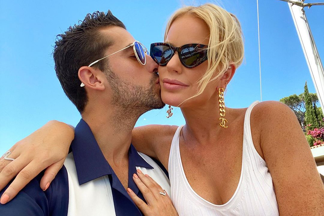 Caroline Stanbury New Boyfriend Update