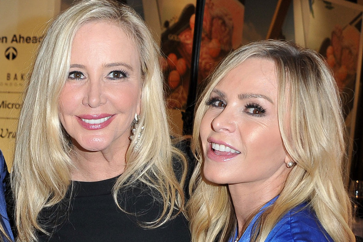 Tamra Judge Says She Is No Longer Friends with Shannon Storms Beador